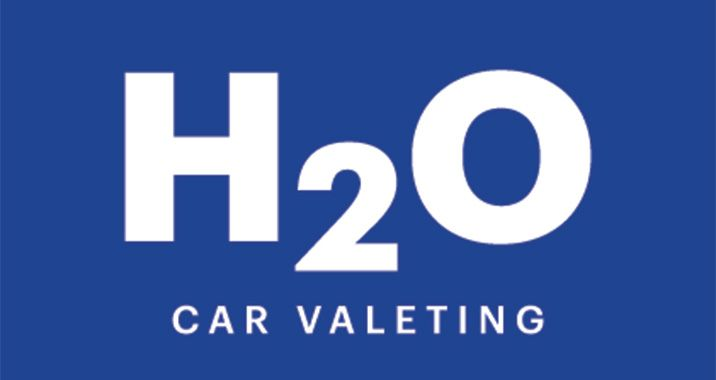 H2O Car Valeting logo